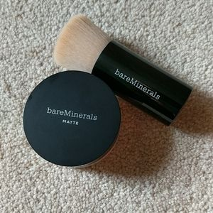 BareMinerals Matte Foundation with Brush